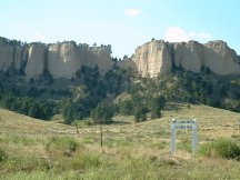Fort Robinson Red Cloud Buttes