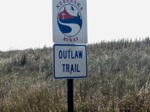 Outlaw Trail on NE Scenic Byway