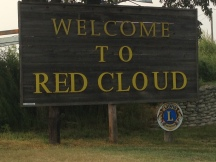 Day 4 Destination- Red Cloud